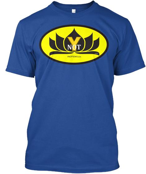 Ynot Tshirt Blue