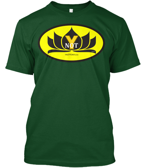 Ynot Tshirt Green