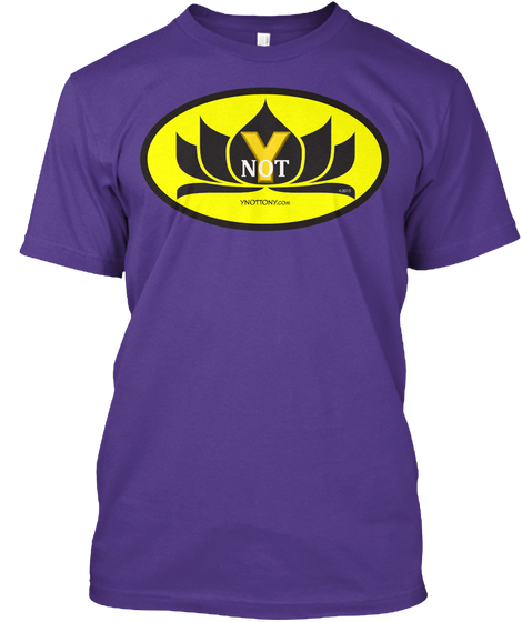 Ynot Tshirt Purple